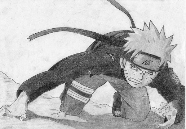 Anime, Naruto