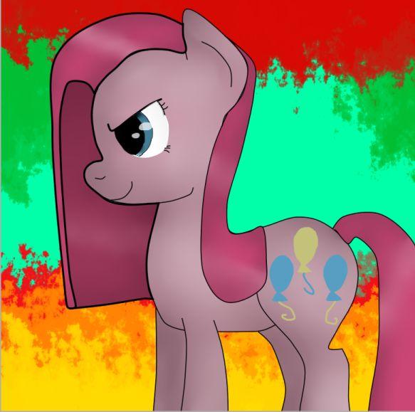 mój nowy avatar ;3