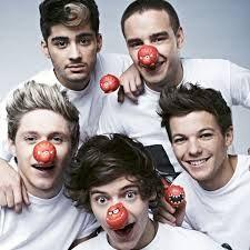 One Direction-Pięć chłopaków, jedna miłosć