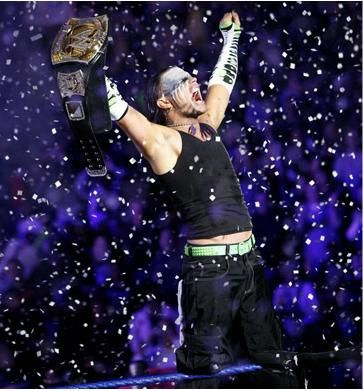 Jeff Hardy WWE Champ