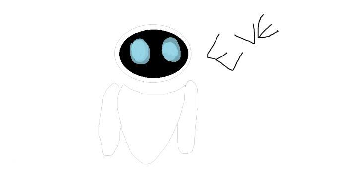 """Eve z ,,Wall-e"""""""
