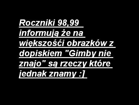 Gimby ZNAJO