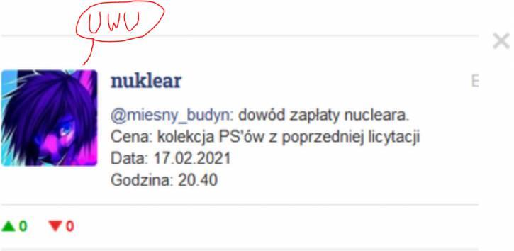 kupiłem nukleara