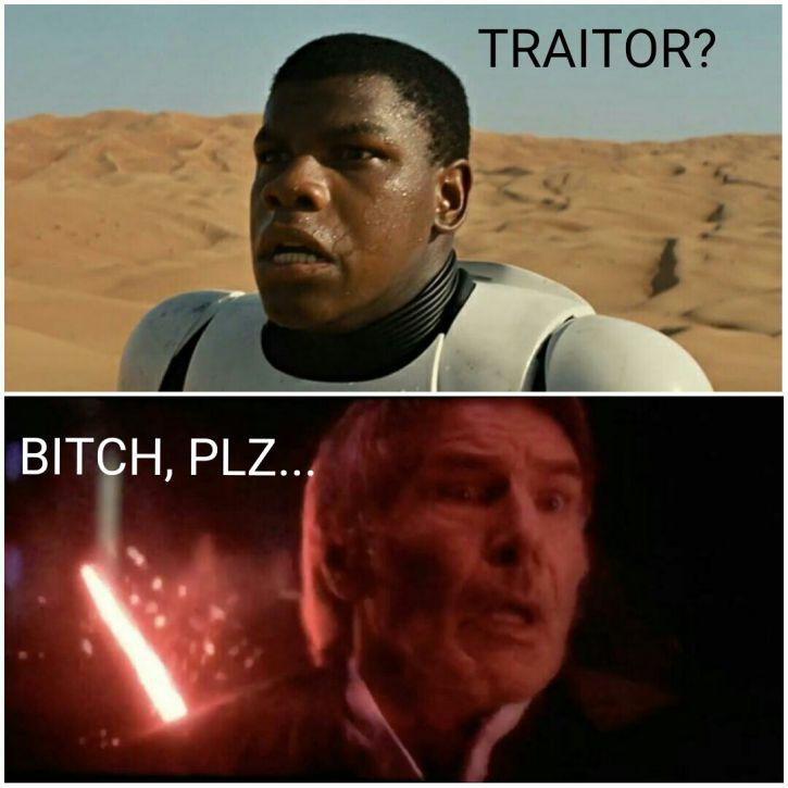 Traitor?