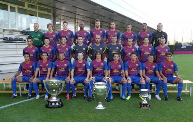 Barcelona 11 -12