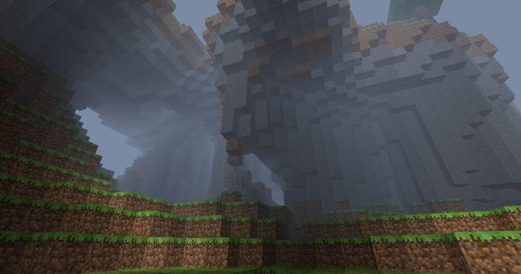 Fajne Góry W Minecraft