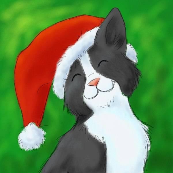 Świąteczny awatar