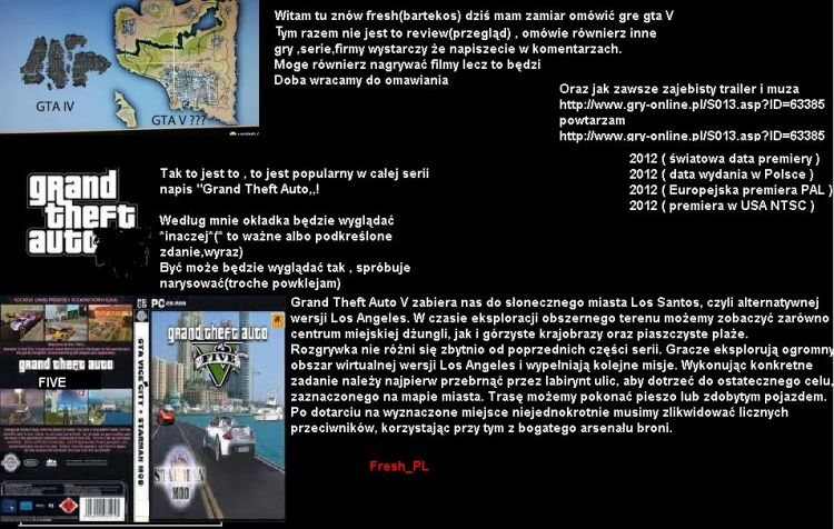 Lets Report: GTA V