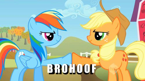 Brohoof