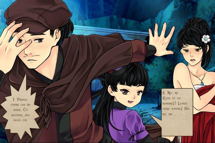 Manga Creator: Vampire Hunter part.12