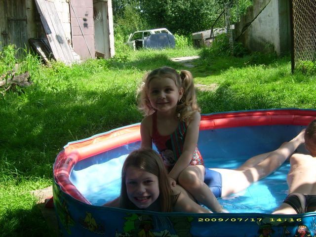 Ja z siostrzyczką :)