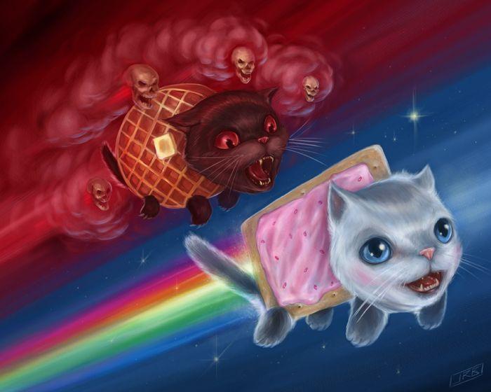 Nyan Cat i Tac Nayn