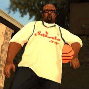 Big Smoke w wersji beta