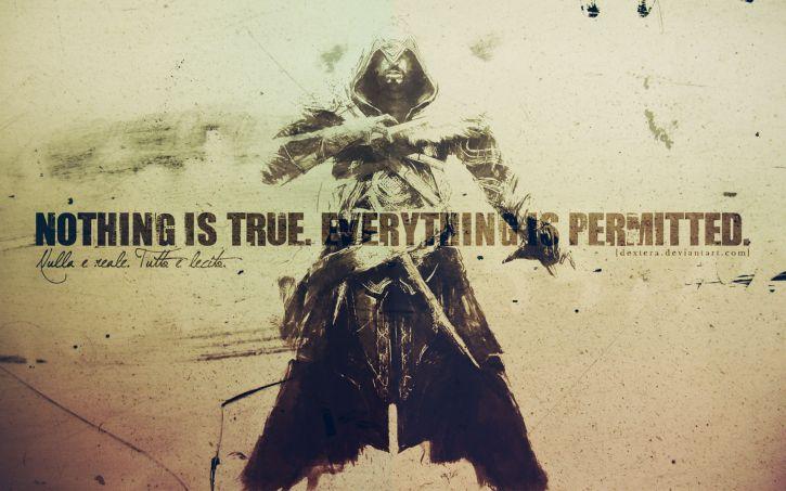 Ezio Auditore Revelations