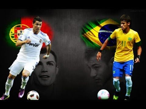 Neymar i Ronaldo