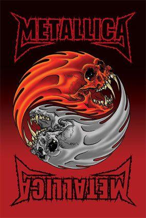 Metallica Yin Yang