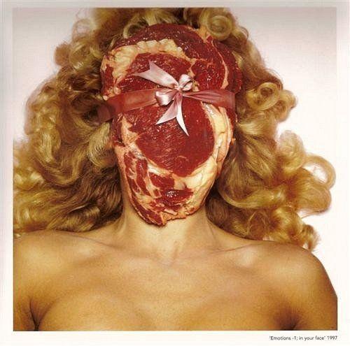 """Codziennie """"jadam"""" świeże mięso"""