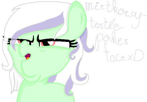 :'D | mietkowy-turtel-pokerface ;w;