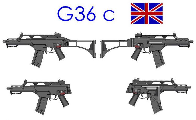 G36 C