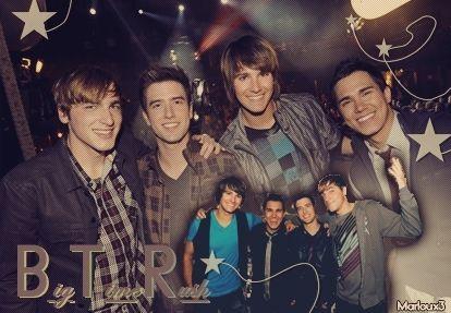 Big Time Rush <3