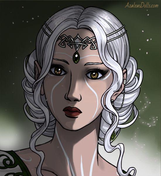Królowa Elfów >/ / /<