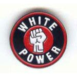 White power!