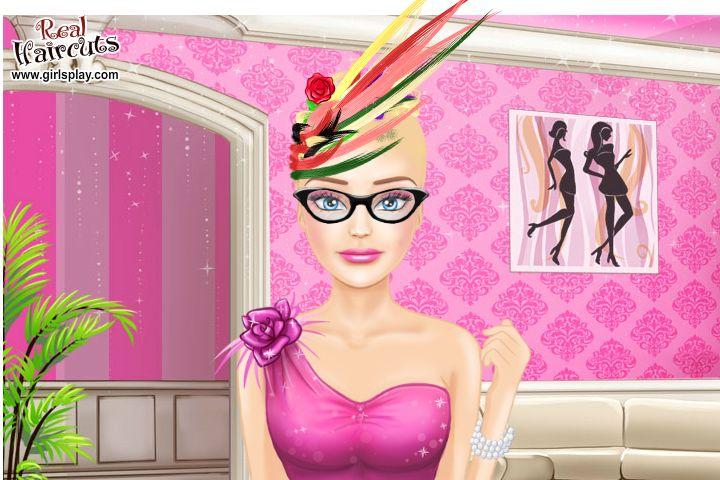 Dziwakowa Barbie