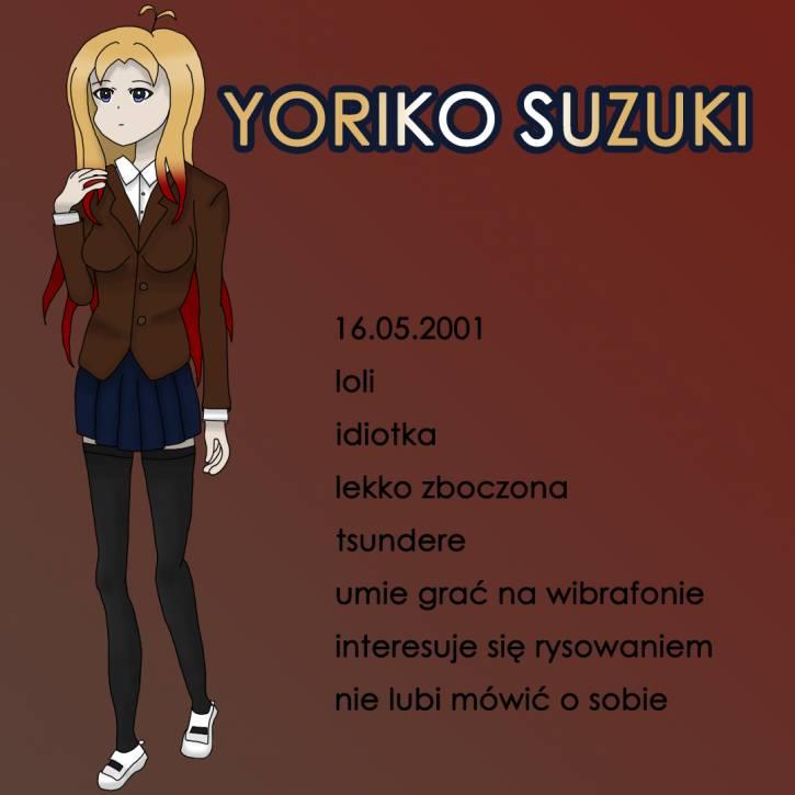 yoriko suzuki