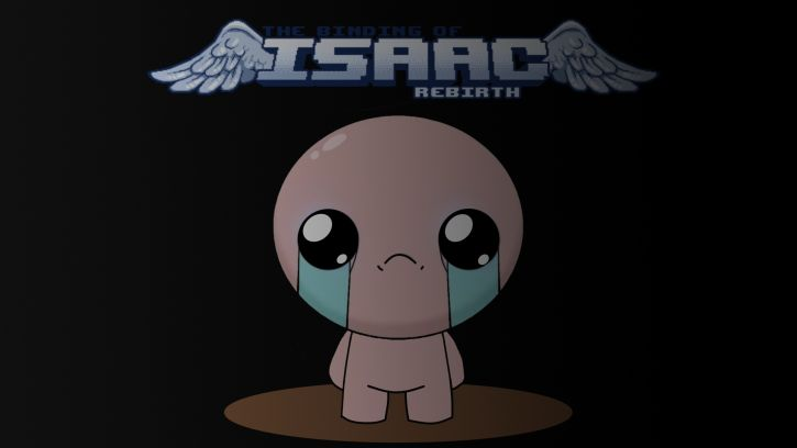 Kto lubi The binding of isaac? xd