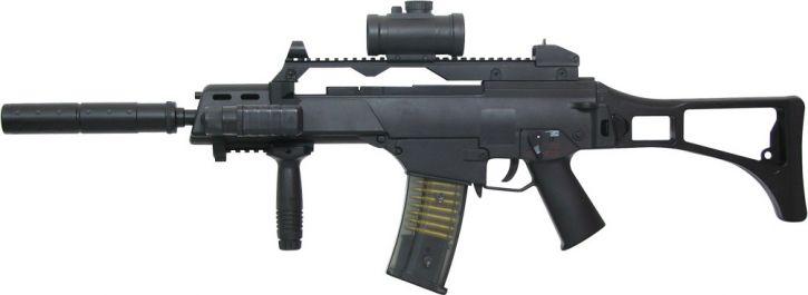 G36C broń do siania Mordoru