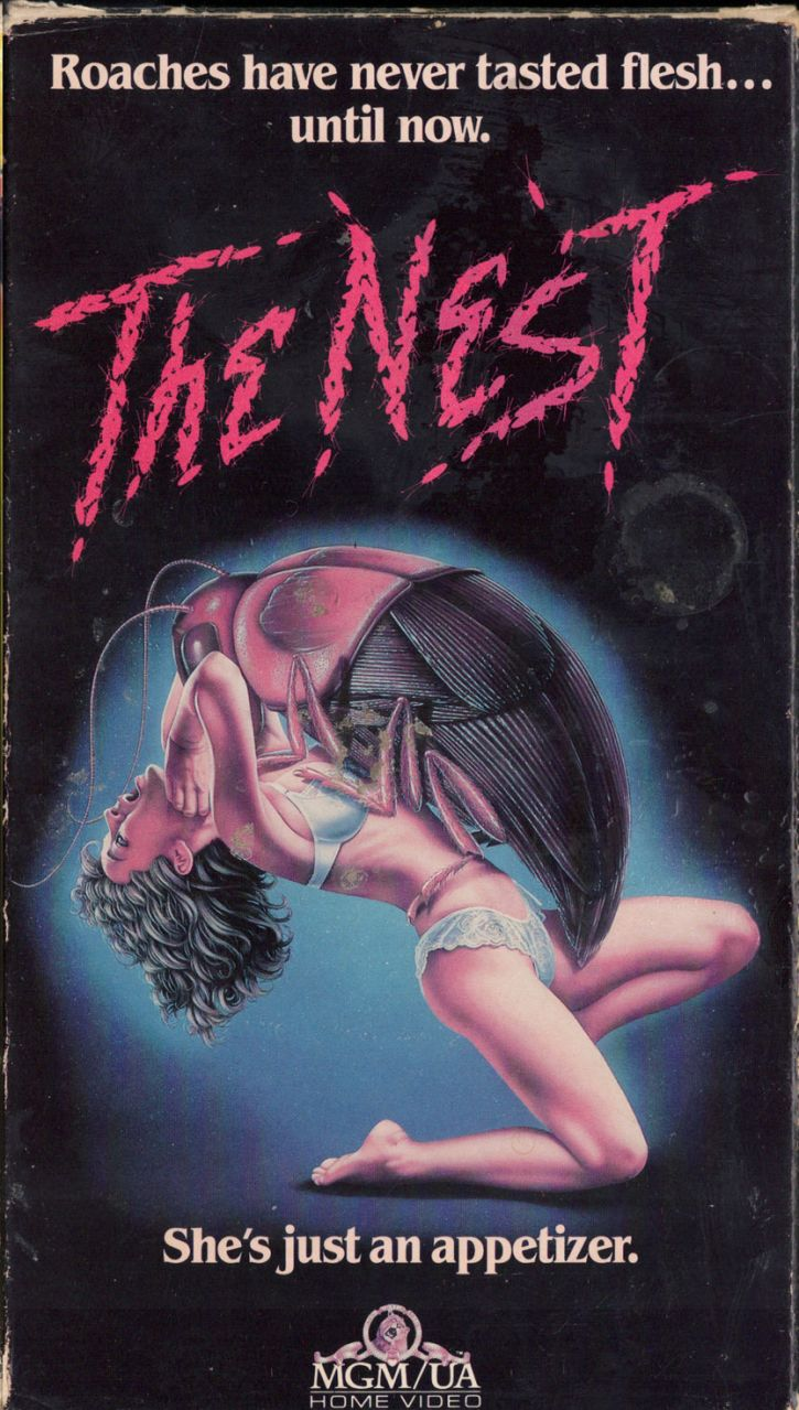 Okładki starych horrorów są zajebiste #1