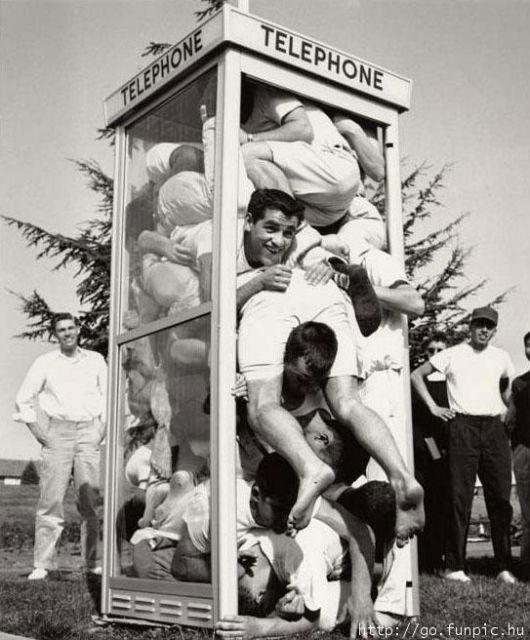 Budka telefoniczna