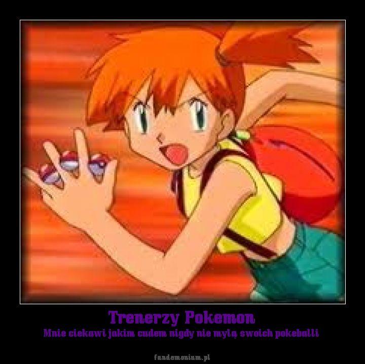 Trenerzy Pokemon