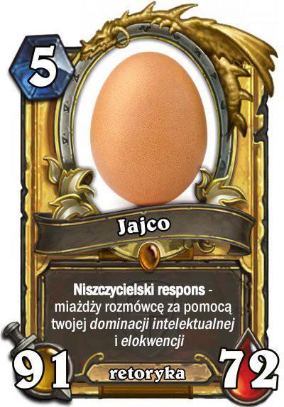 Lubię jajecznicę