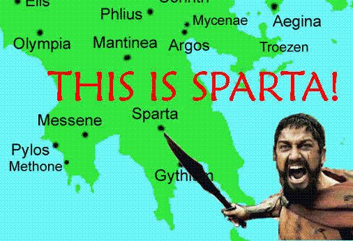 This is spartaaaa!!!