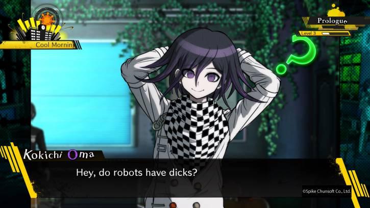 Czy roboty mają penisy?