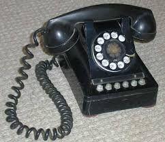 Mój zacny telefon stacjonarny