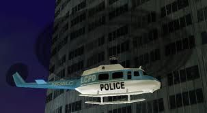 Helikopter policyjny