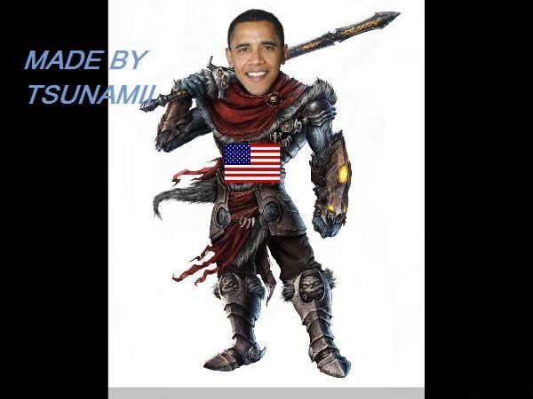 New Obama