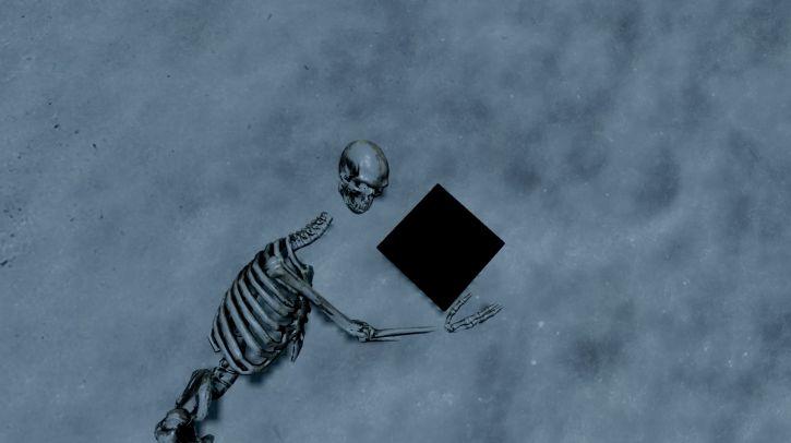 Szkielet prezentuje kwadrat :)