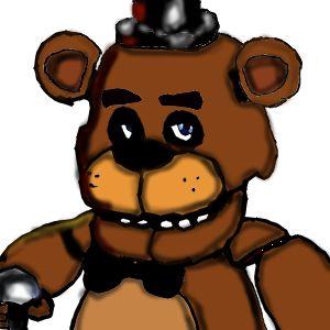 Freddy Fazbear - Fan Art