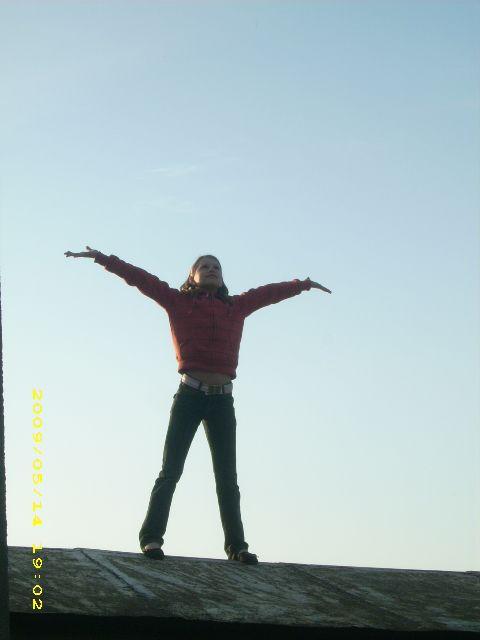 Jestem królem świata!!!