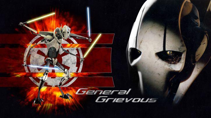 Generał Grievous