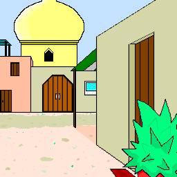 Arabskie miasto