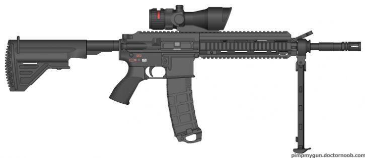 M27 IAR