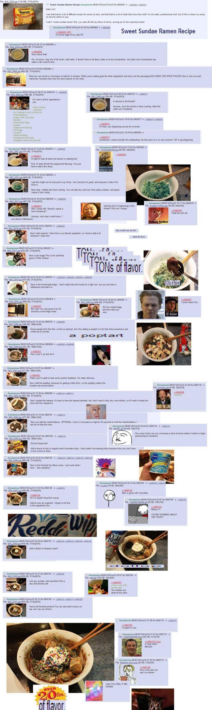 gotowanie z 4chanem