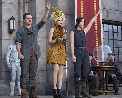 Katniss & Peeta ♥