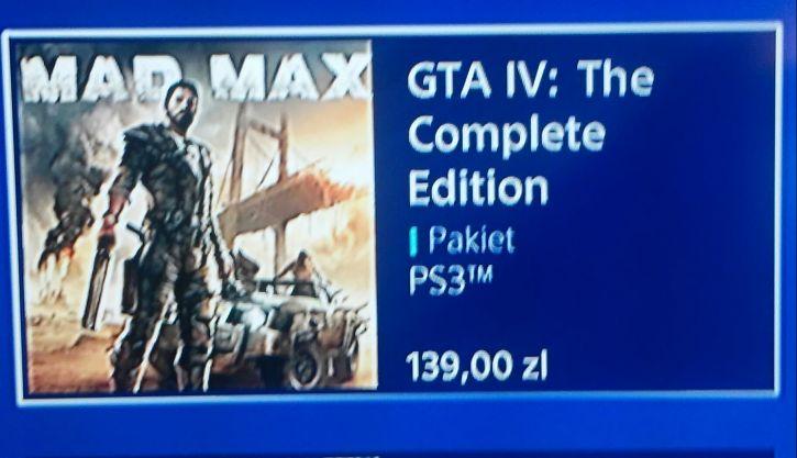 Tak bardzo GTA IV