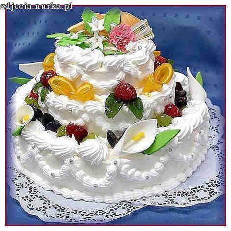 Zapraszam na torcik urodzinowy