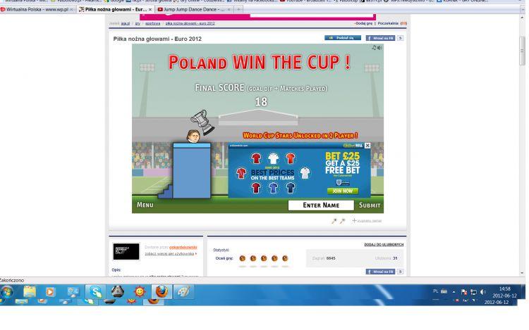 Poland WIn Euro 2012 !!!